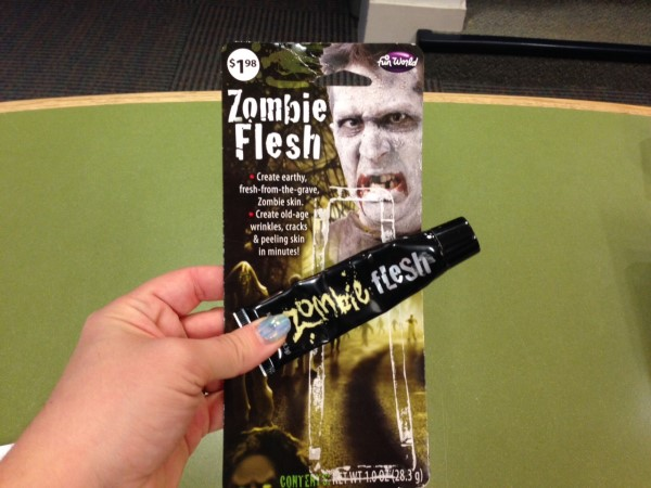 Package of Zombie Flesh